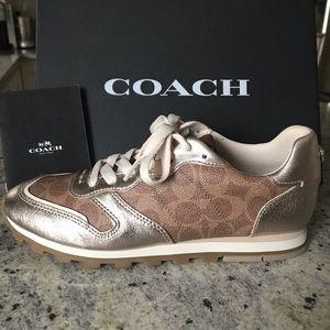 >>> BRAND NEW w/Box <<< Coach Signature Shoes